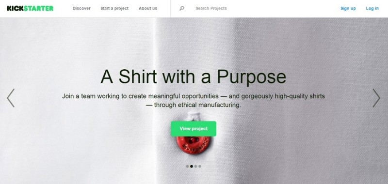 Kickstarter кикстартер - популярная краудфандинг платформа зарубежная