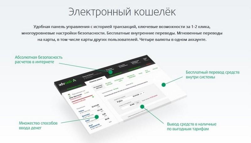 Elektronniy_koshelek_AdvCash_Электронный кошелек Адв Кэш