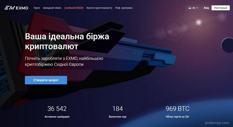 EXMO Украина